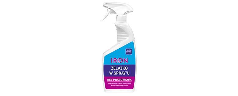spray 100 ml iron